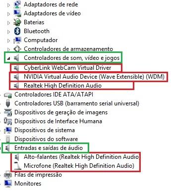 Problema com o dispositivo de reprodução Skype windows 8