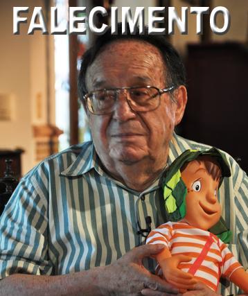 Morreu o Chaves – Roberto Gómez Bolaños