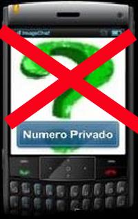 Ligações com número restrito podem ser proibidas
