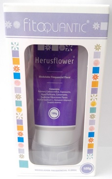 Herusflower gel como usar