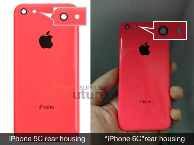 Fotos novo iPhone 6C especulações