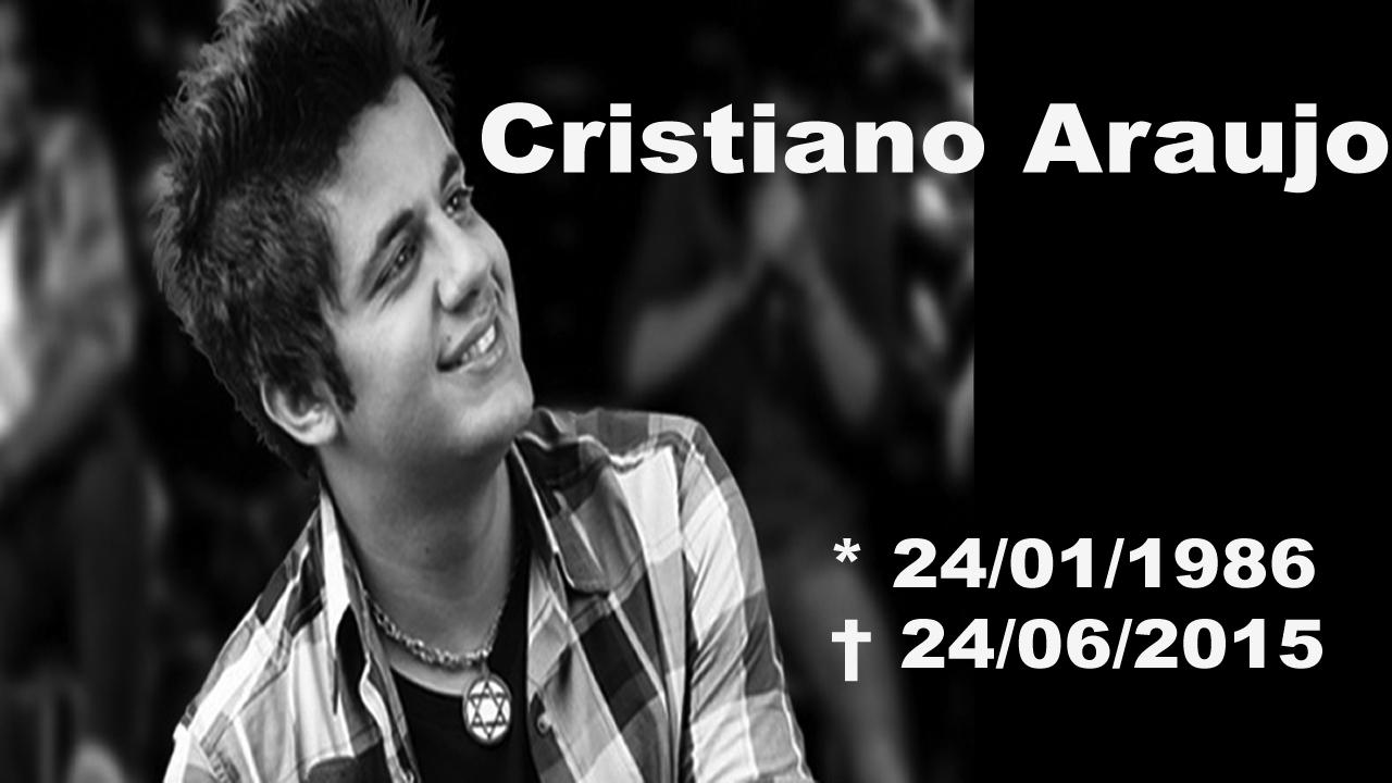 Homenagens para Cristiano Araújo