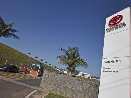 Toyota divulga vagas para Indaiatuba-Sp