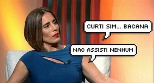 Vergonha-Gloria Pires e o Oscar o que aconteceu?